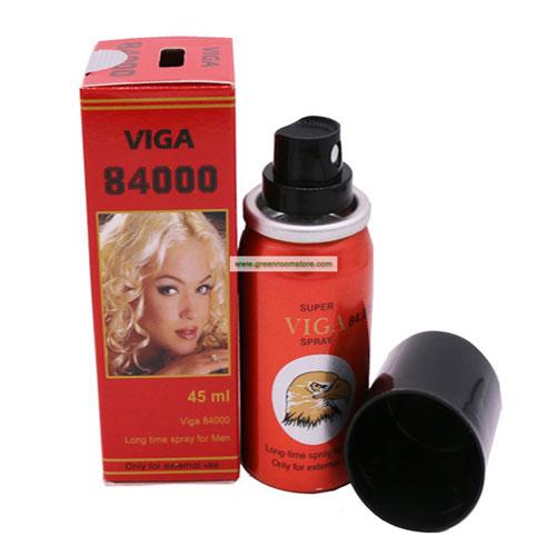 Bình xịt Super Viga 84000 chống xuất tinh sớm