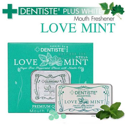 Kẹo Tình Yêu Phòng The Mint Love Ngậm Để BJ Cực Sướng
