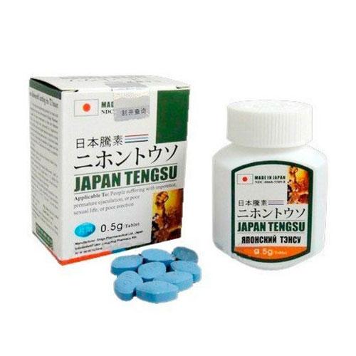 Tengsu Japan Nhật Bản - Thảo Dược Cường Dương Cao Cấp