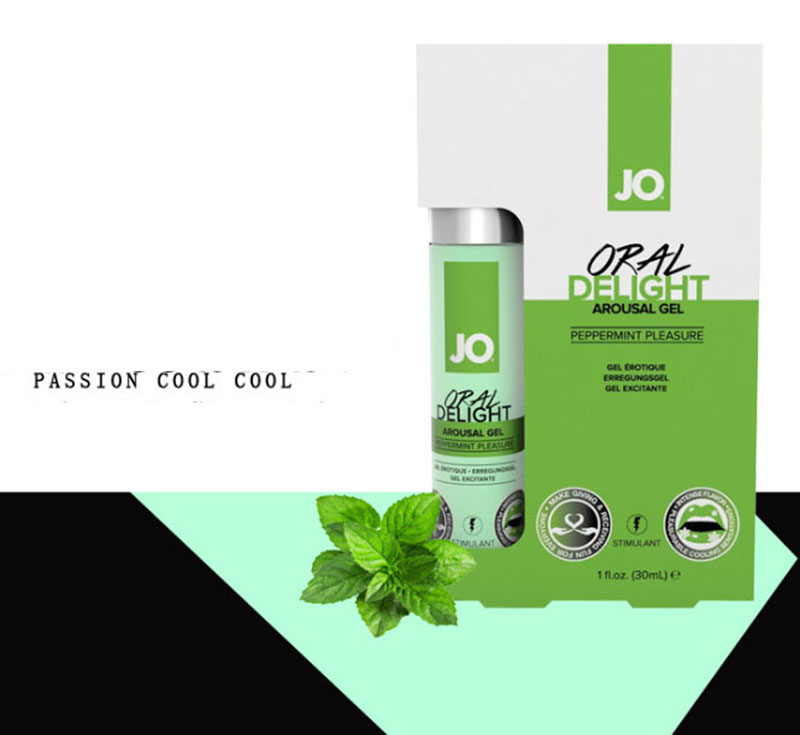 Gel tăng khoái cảm hương thơm nếm được - Jo Oral Delight