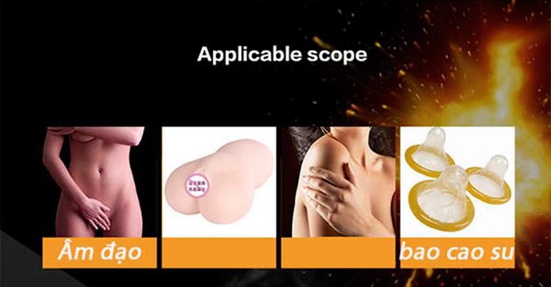 Gel kích thích tăng cực khoái cho phụ nữ - Eros Power Stimulation