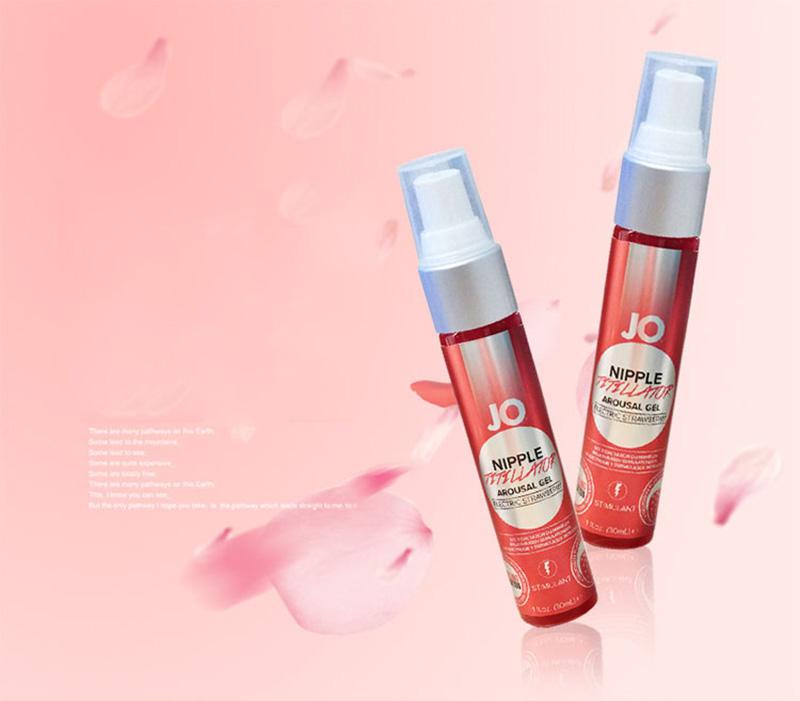 Kem kích thích và làm hồng nhũ hoa JO NIPPLE