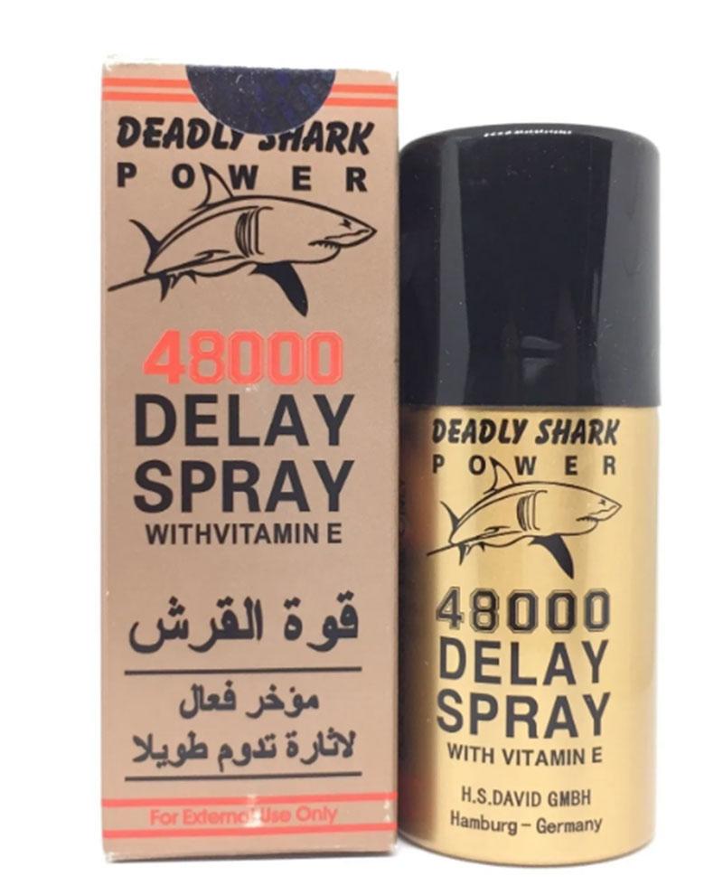 Cách điều trị chống xuất tinh sớm với Deadly Shark 48000